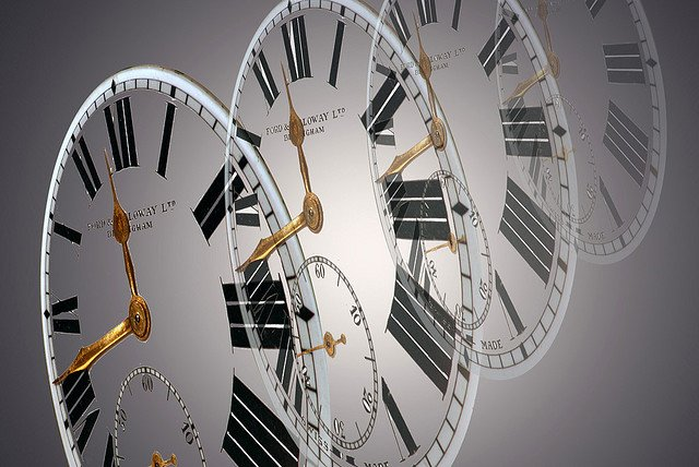 Time - midnight clocks
