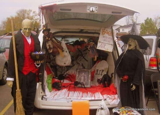 Frankenstein Trunk or Treat