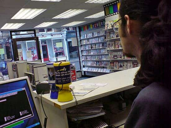 Video Store Worker