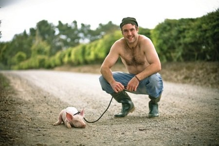Irish Farmer Calendar 2012 - March