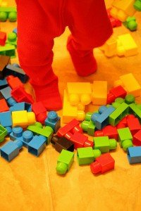 Lego blocks