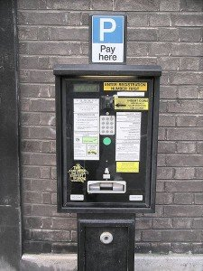Paying for parking in Dublin