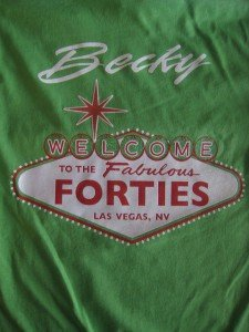 Welcome To The Forties T-Shirt