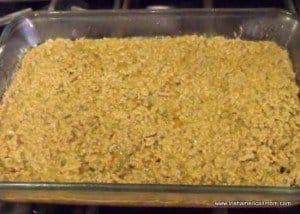 Beef layer for Shepherd's pie