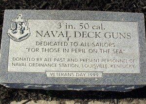 Naval Guns Memorial