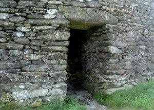 Ringfort Entrance