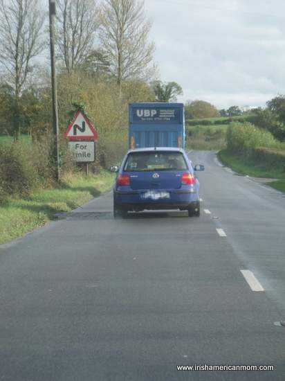 Irish Road Traffic