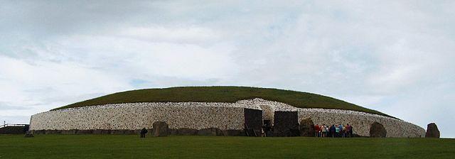 Newgrange – Ireland's Megalithic Wonder Of The Winter Solstice