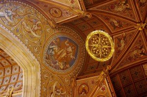 Ornate Ceiling - St. Patrick's Cathedral, Armagh