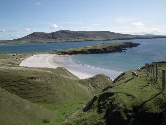 Beach in County Mayo