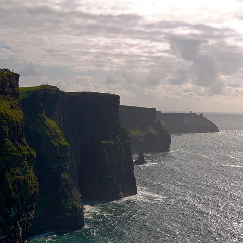 County Clare – Home Of The Cliffs Of Moher