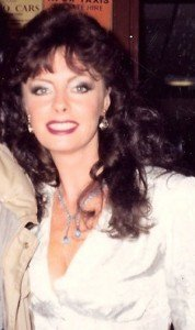 Close up shot of Vicki Michelle