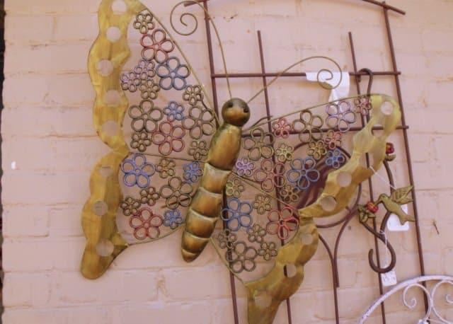 Iron butterfly artwork