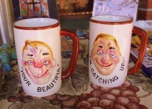 You're Beautiful I'm catching up mugs in Pine Mountain Georgia
