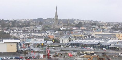 http://commons.wikimedia.org/wiki/File:Letterkenny_Town_View.jpg