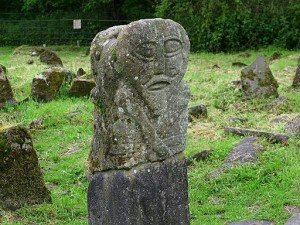 The Janus Figure on Boa Island