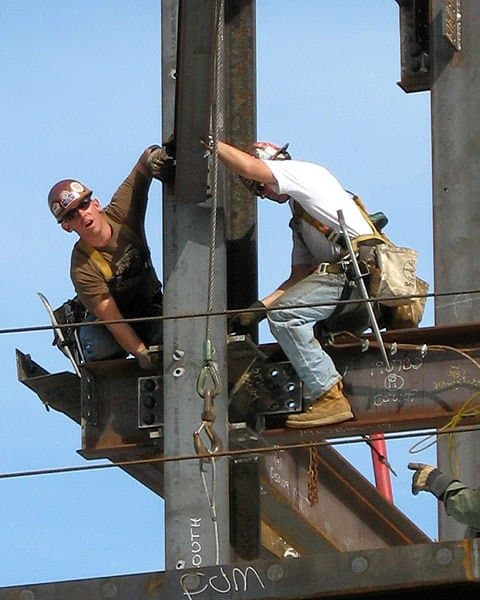 http://commons.wikimedia.org/wiki/File:Construction_Workers.jpg