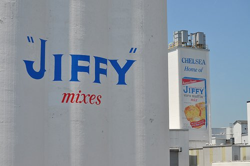 Jiffy mixes factory in Chelsea