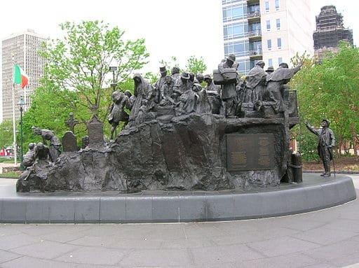 http://commons.wikimedia.org/wiki/File:Irish_famine_memorial_philadelphia_01.jpg