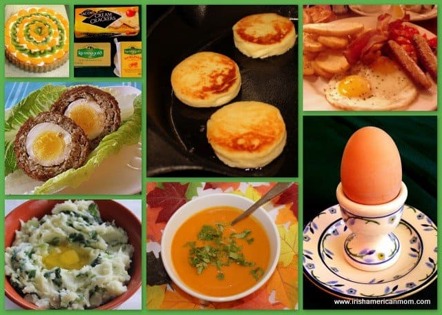 Irish Food Collage 2