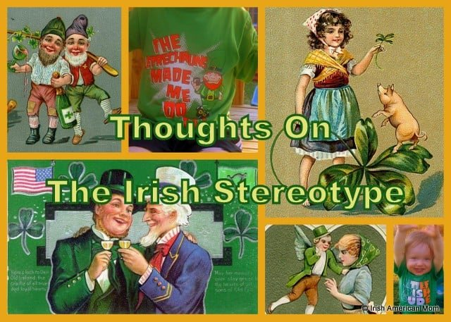 Thoughts On The Irish Stereotype