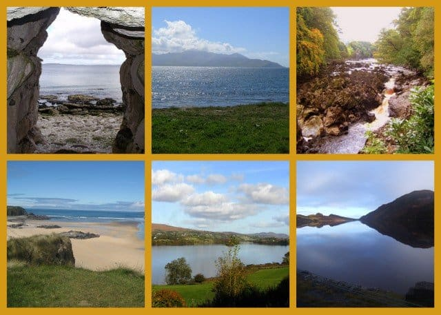 Six Photos Of Ireland