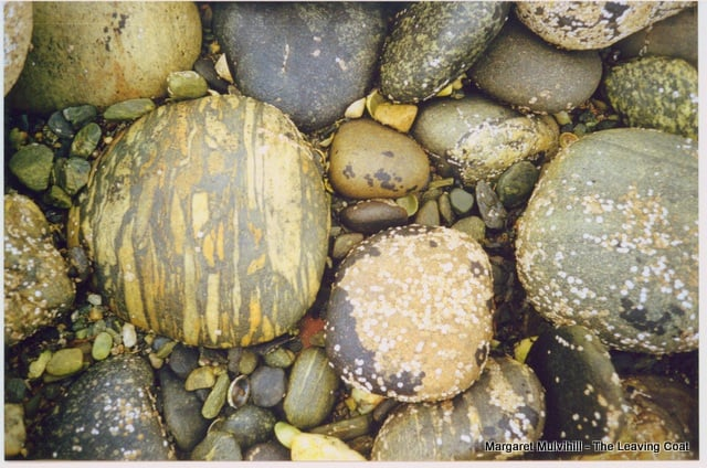 Rocks And Pebbles On Ireland's Western Shore