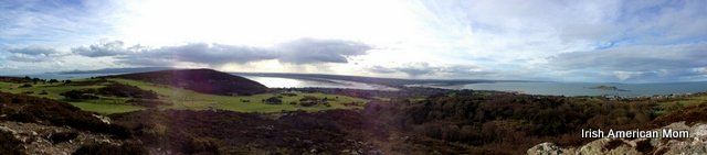 View from the Hill of Howth
