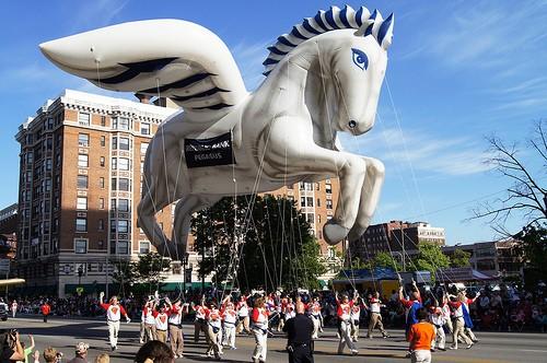 Pegasus Parade Louisville