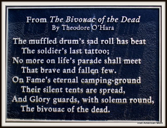The Bivouac of the Dead