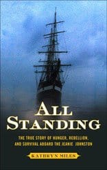 All Standing Book Cover a story of the Irish famine