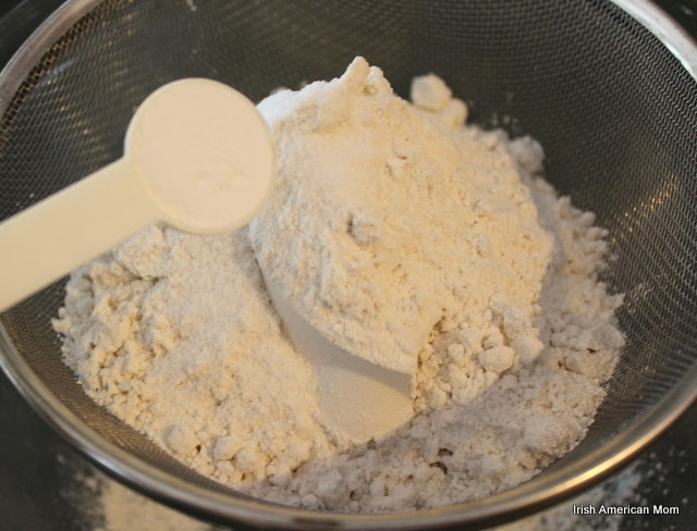 Sifting Flour and Leavening Agents