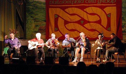 Instruments of Irish Traditional Music