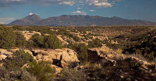 Sleeping Ute Mountain, Utah