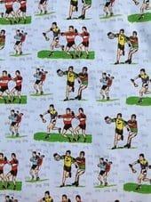 Hurling Fabric