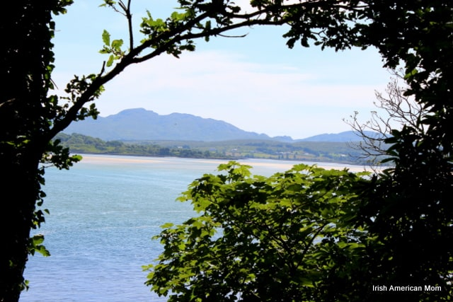 View from Ards Friary, Co. Donegal