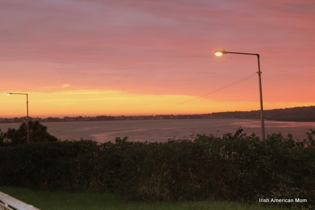 Dublin Bay At Sunrise