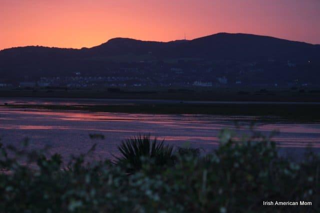Dublin Bay At Sunrise