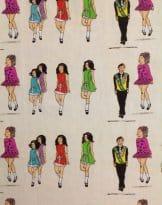 Irish Dancer Fabrics