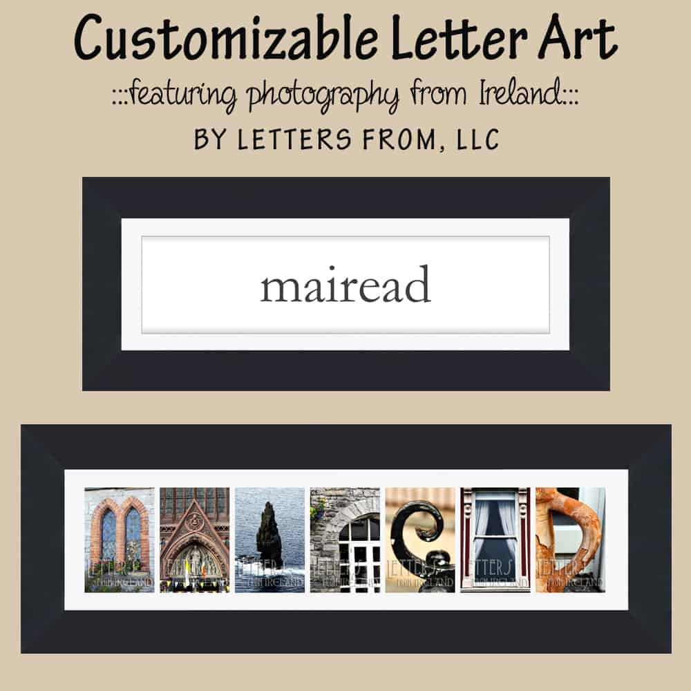 letters from sample 1