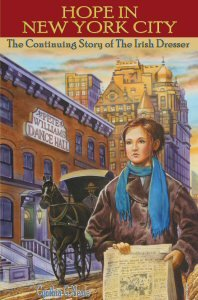 Book cover for Hope in New York city by Cynthia Neale