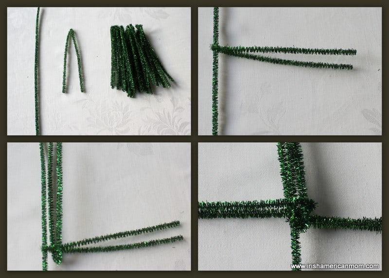 Steps To Make A St. Brigid's Cross