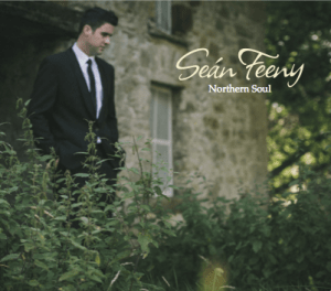 Sean Feeny Donegal musician on his album cover Northern Soul