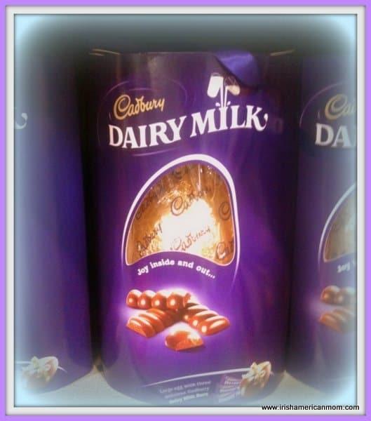 Dairy Milk Egg
