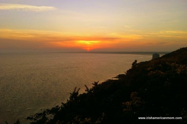 Howth sunset