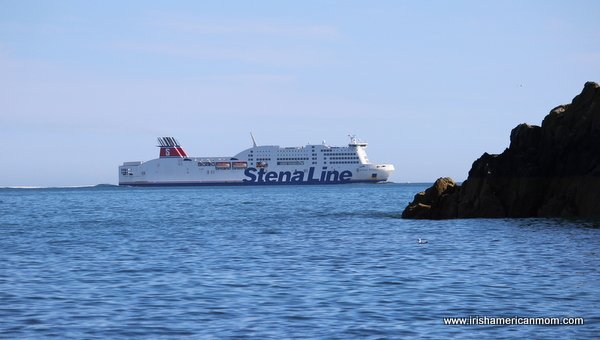 Stena Line Passing Howth