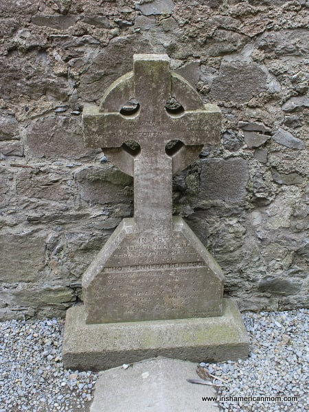 Celtic Cross at Cashel