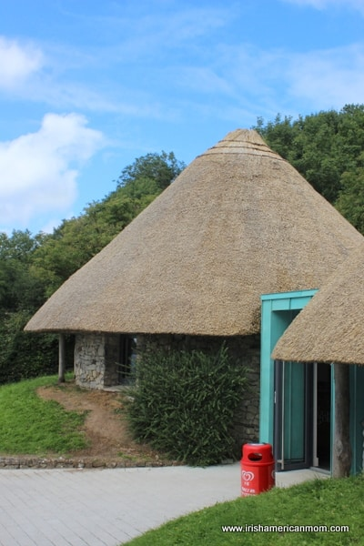 Visitor's Center at Lough Gur