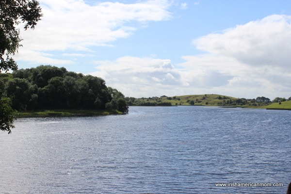 Lough Gur in Ireland