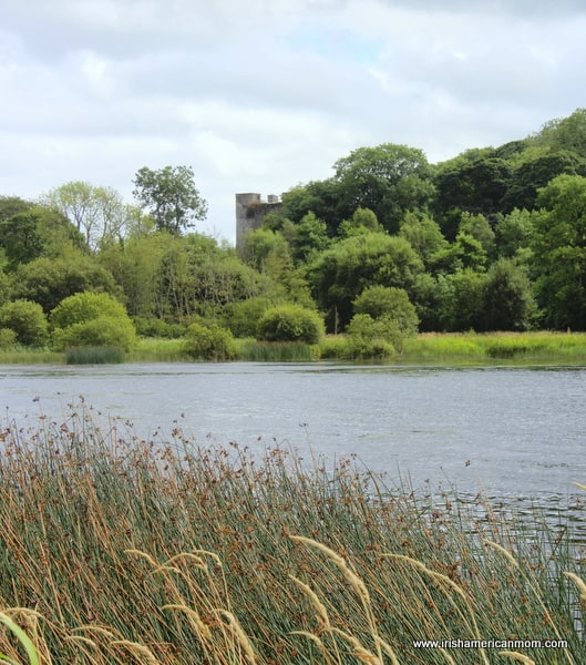 Castle at Lough Gur